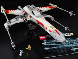 Lego X-Wing Fighter Ultimate by TMC-Deluxe