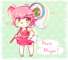 Koala mayor by Phantomares