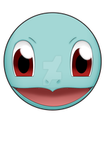 Squirtle Pin by BrittanysDesigns