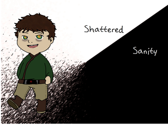 Shattered Sanity by Booboo-kitty-cat