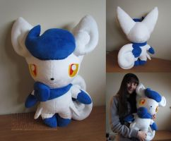 life size Meowstic (female)