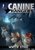 Canine Rangers cover (CANCELLED) by neoinu