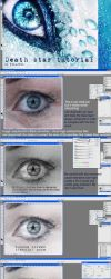 eye tutorial- death star by ftourini