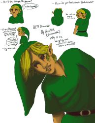 BEN Drowned: He's got one heck of a poker face by TheFuzzy27