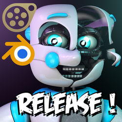 [FUNTIME SCOTT] Now in Blender And SFM - Download by Kero1395