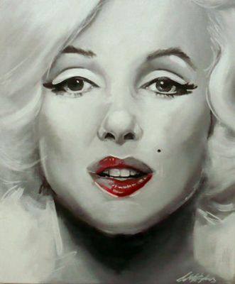 Marilyn by sullen-skrewt