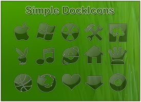 Simple DockIcons by LavAna