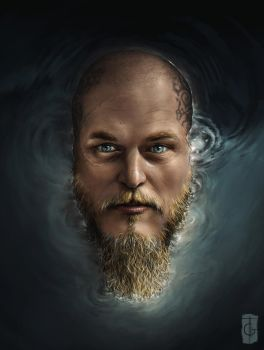Ragnar Lothbrok by thegameworld