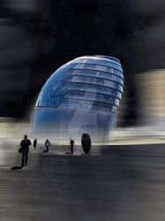 Futurism in London by bchamp2