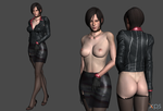 Ada Wong Business *updt* by Marcelievsky