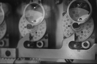 Bank Vault Dials by thebreat