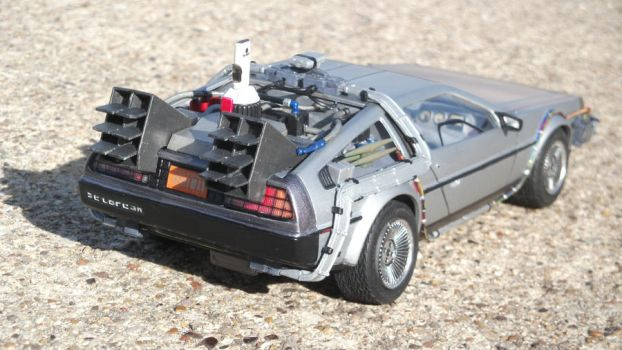 Back to the Future 2 model by vash68