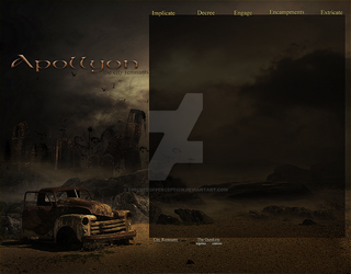 SCOURGE::: City Remnants by EssenceOfPerception