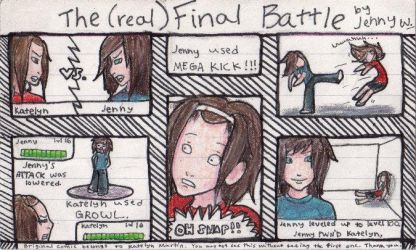 The REAL Final Battle by SergeantFruitfly