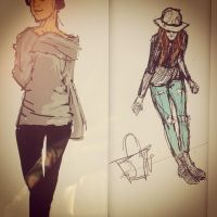 fashion girls from pinterest 7min by elcoruco1984