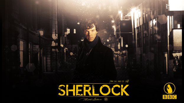 Sherlock TV Series by MDesign25