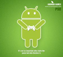 Android Games PSD by atifarshad
