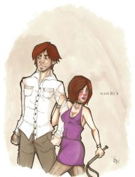 Henry and Eileen by Alola07