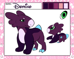 wyngro ~ Domino by Doggle-grapes