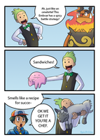 Cooking Metaphors by Epifex