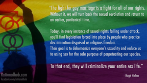 The fight for gay marriage.. by rationalhub