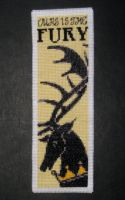 Baratheon Bookmark by canadiankazz