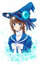 Wadanohara the Sea Witch by Shiori-Dei