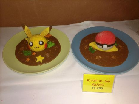 Let's eat a Pikachu! by yagamiimagay