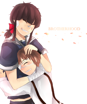 Brotherhood by JIKAGsize