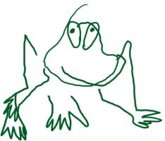 Frog of Fail by LeeAnneKortus