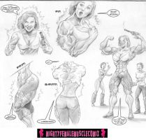 Right To Bare Arms Sample 2 by SteeleBlazer84