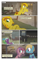 Fallout Equestria: Grounded page 101 by BoyAmongClouds