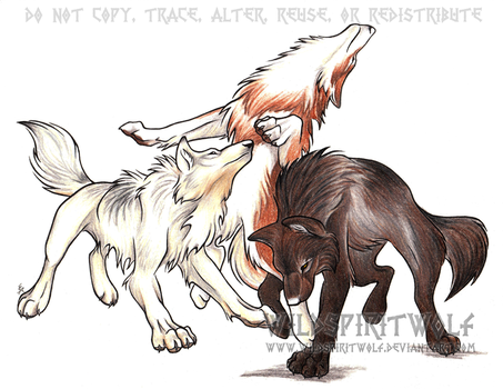 I'll Dance With the Wolves by WildSpiritWolf