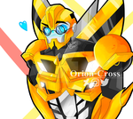 Bumblebee by Orion-Cross