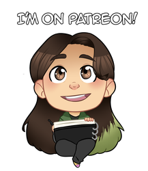 I'm on Patreon! by ZannyHyper
