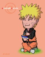 Chibi Post-Timeskip Naruto by agl89