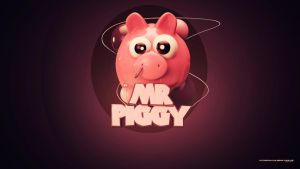 Mr Piggy by Lacza