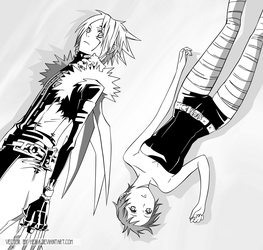 DGM: The Two Exceptions by heira