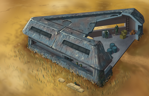 Infantry Bunker by yancur