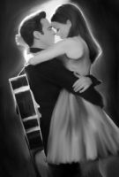 June Carter and Johnny Cash by Parkerjademerce