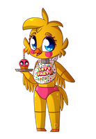 :Chibi Chick: by SoundwavePie