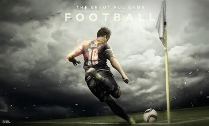 Football - The Beautiful Game by nirmalyabasu5