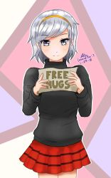 Free Hugs by LenardPro