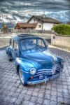 Renault 4cv HDR Color by snapboy