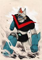 Great Mazinger by DenisM79
