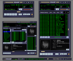 cPro - Winamp Classic by iron2000