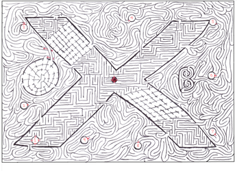 Maze 20 part two- ...one coin by Nebagram