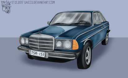 Mercedes-Benz by Saiccu
