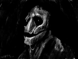 Gaster by duh-veed