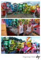 Favela Painting Project Post by Organologic